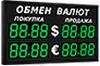 Электронные табло цен