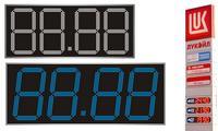 Светодиодные табло на сверхъярких светодиодах (до 4.5Кд)