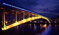 Желтую уличную подсветку в Москве сменят на белую