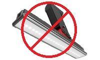 Прекращено производство уличных светильников SVETECO