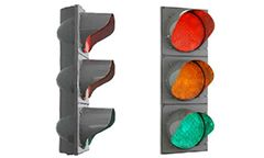 Инновационные материалы для современных транспортных светодиодных светофоров.