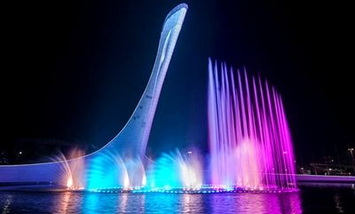 Актуальные новинки для подсветки фонтанов и водоемов