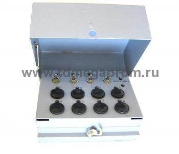 Выносной пульт управления ВПУ-2 (8 фаз) (арт.75-11)