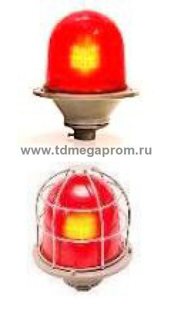 Светодиодный заградительный огонь ЗОСД (МАК)  (арт.01)