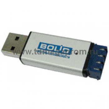 Установка интерфейса RS485 в табло   Преобразователь интерфейса USB-RS485