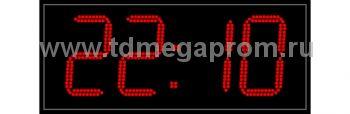 Часы для бассейна210b  (арт.03-3656)