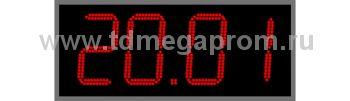 Секундомер для бассейнаР-210х4b  (арт.03-3663)