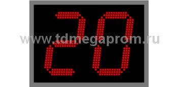 Секундомер для бассейнаР-270х2b  (арт.03-3664)
