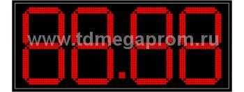 Электронное табло АЗС  АЗС-400-3Кд (арт.03)