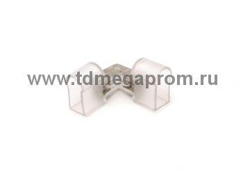L-коннектор (Вар. 1)  для LED NEON FLEX    (арт.99-4106)