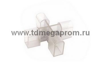 X-коннектор  для LED NEON FLEX  (арт.99-4110)