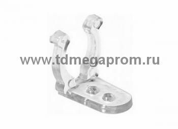 Клипса монтажная  для круглого дюралайта D16mm  (арт.30-4010)