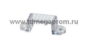 Клипса монтажная  для плоского дюралайта 11х18mm  (арт.30-2987)