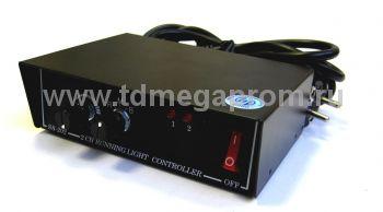 Контроллеры для светодиодной бахромы 220В