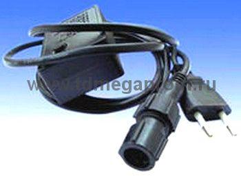 Контроллер для круглого 3-х проводного дюралайта на 20 метров   (арт.30-2706)