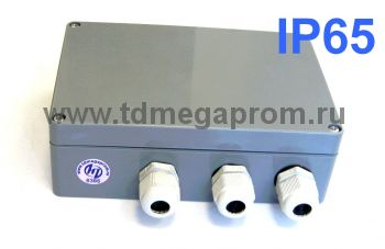 Герметичный корпус с вводами IP65 (арт.01-4212)