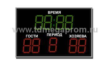 Табло спортивное универсальное ТС-У-3   (арт.03-4472)