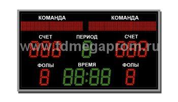 Табло спортивное универсальное ТС-У-2   (арт.03-4471)
