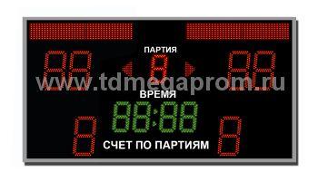 Табло для волейбола ТС-В-6 (арт.03)