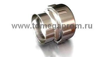Муфтавводная РКВ для металлорукава, внутренняя резьба    (арт.09)