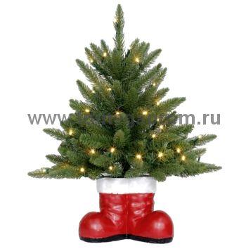 Ель новогодняя декоративная  CT13-015   (арт.34-4683)