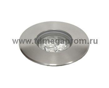 Грунтовый светильник светодиодный  СДУ-8   (арт.29-5702)
