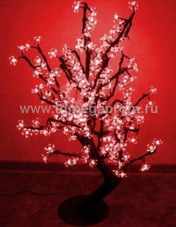 """Светодиодное дерево """"Сакура""""  LED-CBL-Table-224-R (арт.30)"""