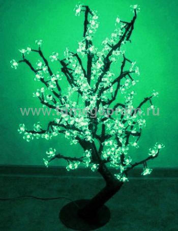 """Светодиодное дерево """"Сакура""""  LED-CBL-Table-224-G           (арт.30-5452)"""