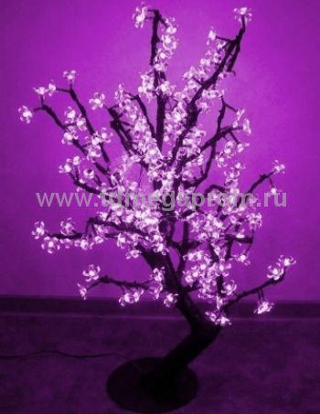 """Светодиодное дерево """"Сакура""""  LED-CBL-Table-224-P (арт.30)"""