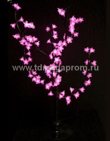 """Светодиодное дерево """"Сакура""""  LED-CBL-Table-96-P            (арт.30-4243)"""