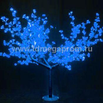 """Светодиодное дерево """"Сакура""""  LED-CBL-2.5-1728-B  (арт.30-7867)"""