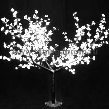 """Светодиодное дерево """"Сакура""""  LED-CBL-2.5-1728-W  (арт.30-6479)"""
