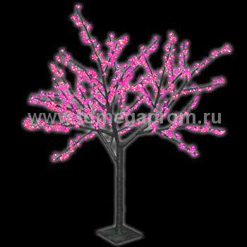 """Светодиодное дерево """"Сакура""""  LED-CBL-1.9-972-P (арт.30)"""