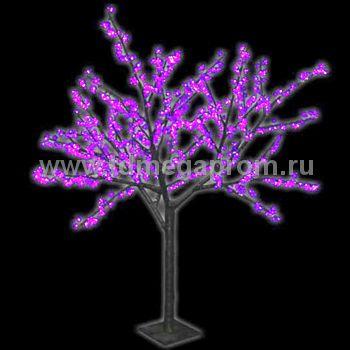 """Светодиодное дерево """"Сакура""""  LED-CBL-1.9-972-V (арт.30)"""