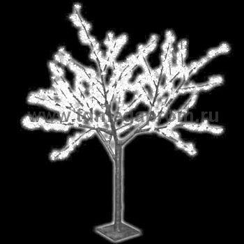 """Светодиодное дерево """"Сакура""""  LED-CBL-1.9-972-W  (арт.30-6428)"""
