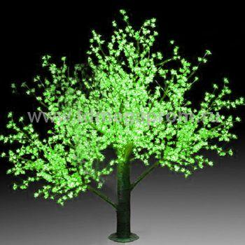 """Светодиодное дерево """"Сакура""""  LED-CBL-3.6-2688-G (арт.30)"""