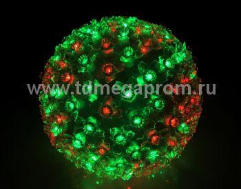 "Объемная фигура ""ШАР""  LED-MPB-016-R/G-FL  (арт.30-5514)"