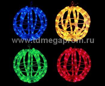 "Фигуры из LED дюралайта  ""ШАР""  LED-MPB-030 (арт.30)"