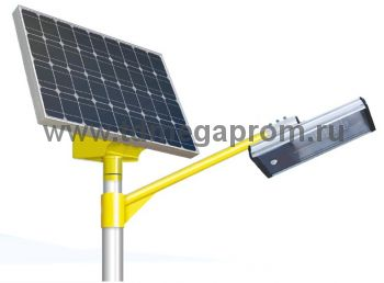 Комплект освещения автономный GSM-150/150 (GSS-20/12) (арт.115)