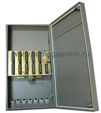 Контроллер дорожный универсальный КДУ 3.3Н, 32 канала  (арт.75-2371)