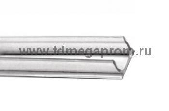 Пластиковый канал  LN-FX-CH-1.8М   для круглого дюралайта, D13mm  (арт.30-2658)