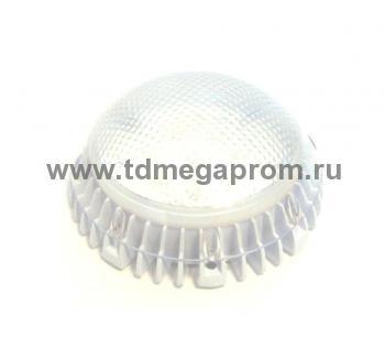 Светильник светодиодный для ЖКХ  SVETECO 8 с датчиком звука   (арт.527-6043)
