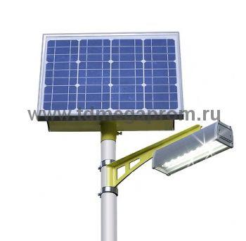 Комплект освещения автономный GSM-150/75 (GSU-40/12) (арт.115)