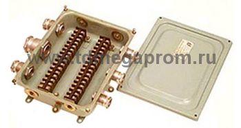 Коробка клеммная электромонтажная КЗНС-32 (арт.107-531)