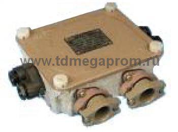 Коробка соединительная взрывозащищенные КП-24-14-24 IP65 (арт.106-832)