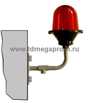 Крепление на вертикальную поверхность КВП-16-3/4 для заградительного огня (арт.01-8025)