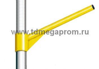 Кронштейн для крепления светильника  к опоре (арт.115-8438)