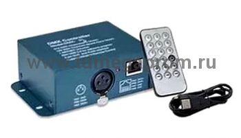 DMX контроллер ПО (программируемый, ПДУ, TDM-022413)  (арт.50-14927)