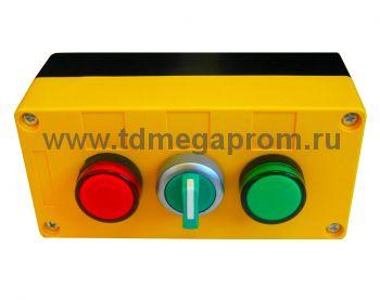 Блок управления светофором Т.8 IP54 Пылевлагозащищенный (арт.01)
