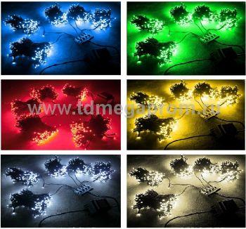 Гирлянды светодиодные СПАЙДЕР 5х20метров  без контроллером  (смотреть цены)  (арт.30/31)